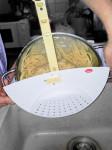 Produkt-Test: Abgießhilfe für Töpfe: Mangelhaft