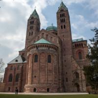 Der Kaiserdom zu Speyer