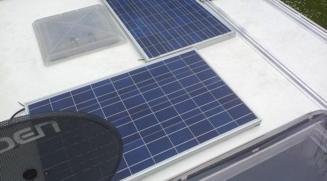 Jetzt wird Saft gemacht: Solaranlage