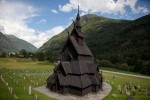 Norwegen 2013: Tag 18 – Stabkirche von Borgund
