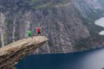 Norwegen 2013: Tag 20 – Auf der Zunge des Trolls – 10h Fjellwanderung zur Trolltunga