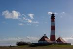 Westerhever Leuchtturm und dann zur Inseltöpferei auf Nordstrand