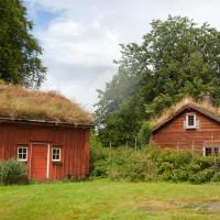 Linnè Garten in Älmhult