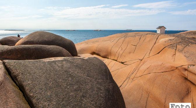 Schweden 2015: Lysekil und eine einsame Nacht am See