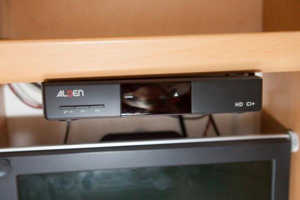 produkt test sat anlage alden onelight 60 empfehlenswert. Black Bedroom Furniture Sets. Home Design Ideas