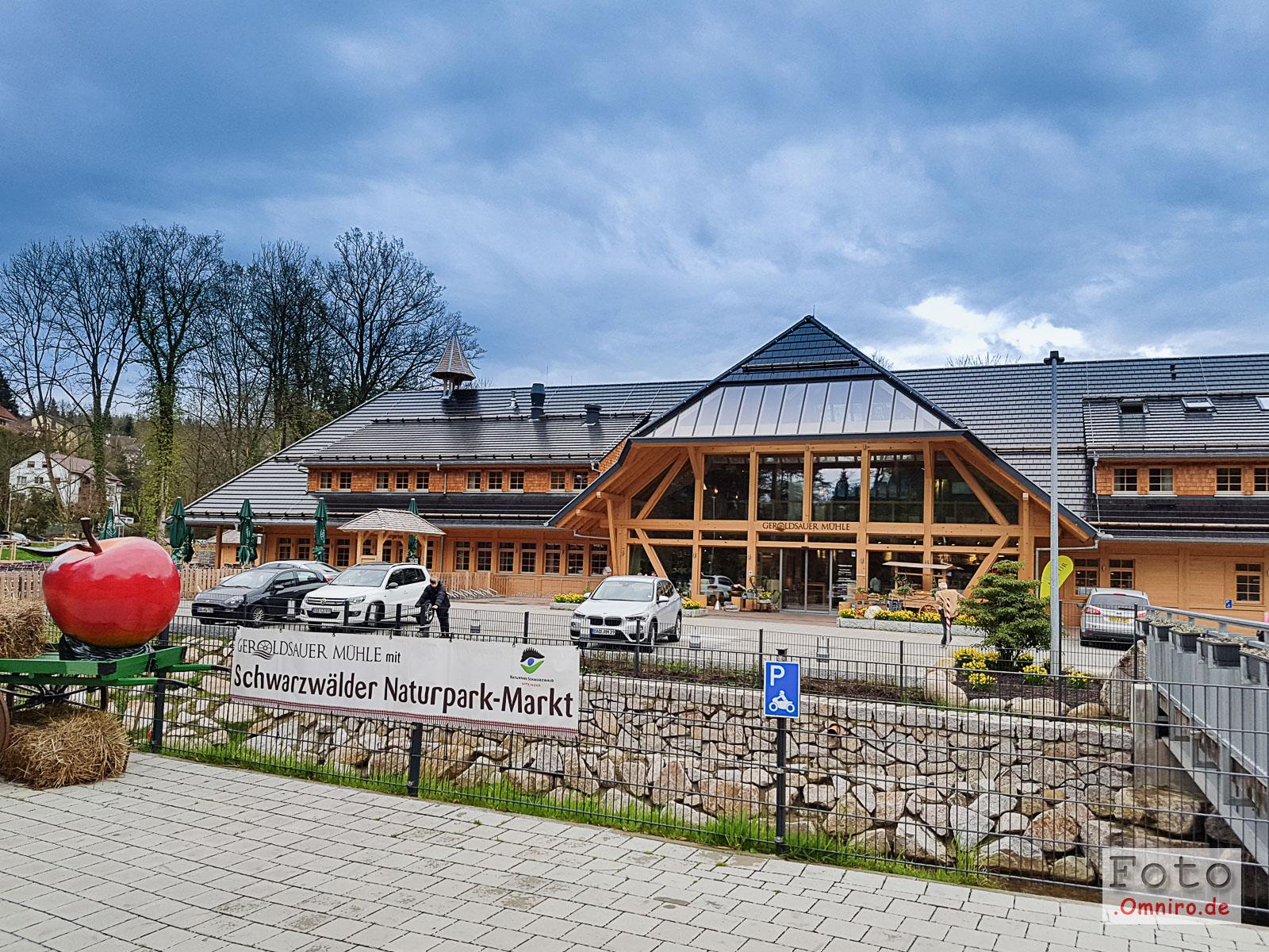 Geroldsauer Mühle Wandern