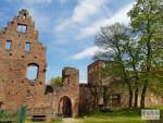 Vom Flaggenturm zum Kloster Limburg
