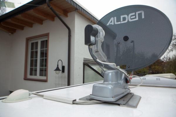 SAT-Anlage ALDEN