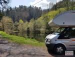Das stille Tal in der Pfalz