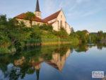 Hammelburg: Kleines Idyll am Rande der bayrischen Rhön