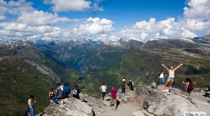 Norwegen 2016: Ruhe am Bergsee