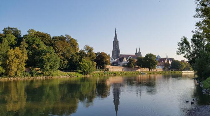 Traumwetter in und um Ulm herum