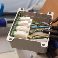 230 V Stromversorgung