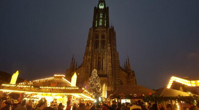 Tour de Weihnachtsmarkt: Am Ulmer Münster