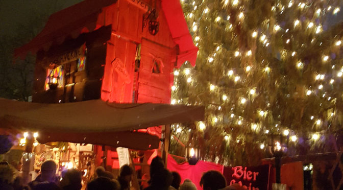 Tour de Weihnachtsmarkt: Neu-Ulm