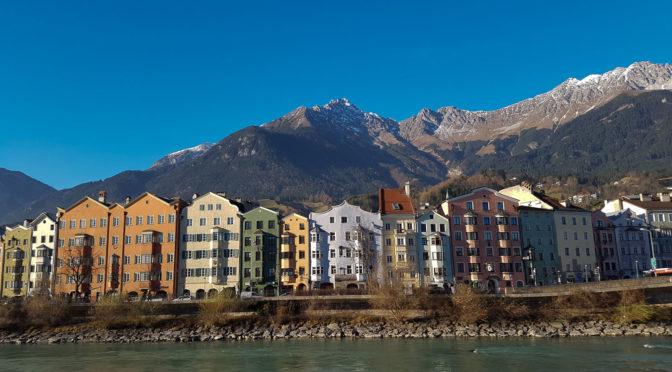 Tour de Weihnachtsmarkt: Innsbruck