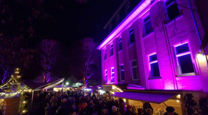 Tour de Weihnachtsmarkt: Daheim