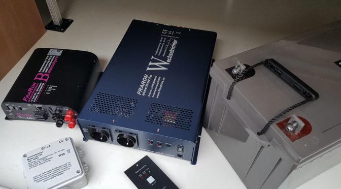 Batterie und Ladetechnik für Selbermacher