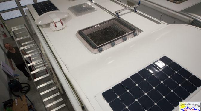 Einstellungen Solarladeregler