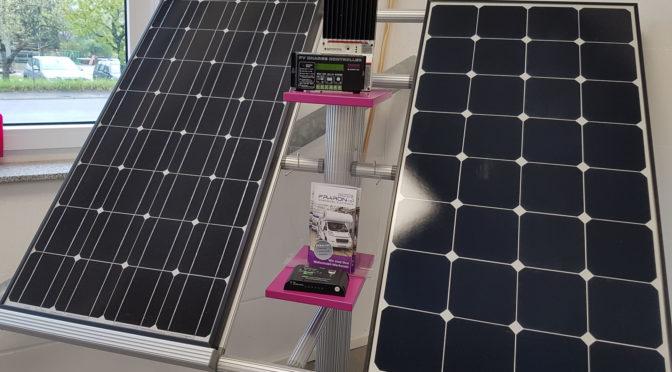 """Wieviel """"Solaranlage"""" brauche ich im Wohnmobil?"""