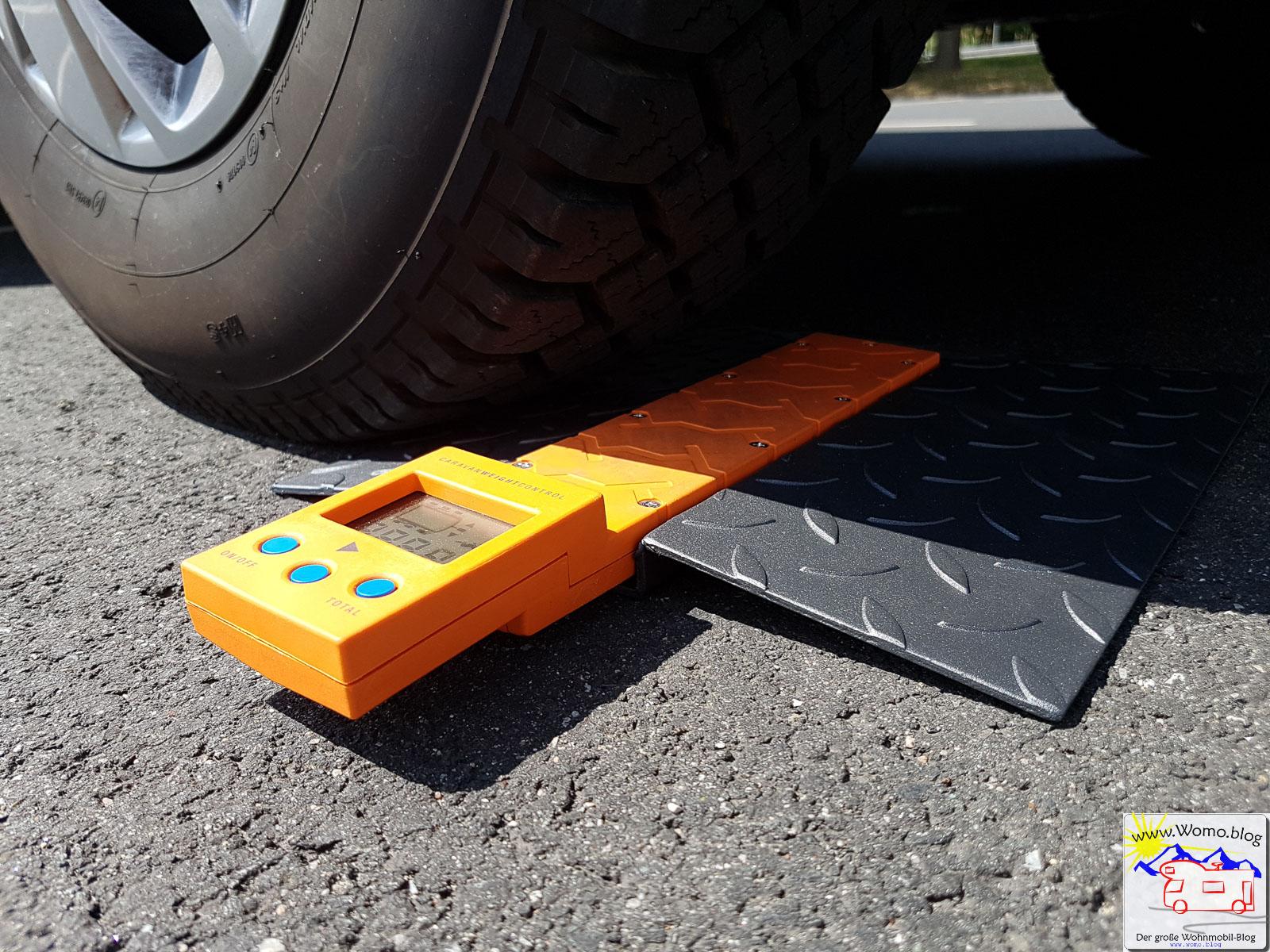 Wohnmobil – Auflasten? Wenn man zu schwer wird › Womo.blog