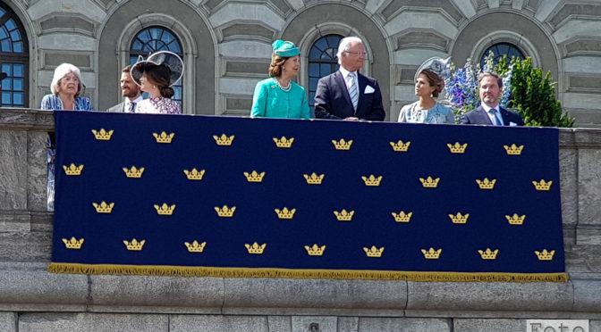 Stockholms Prinzessin Viktoria feiert mit uns Geburtstag