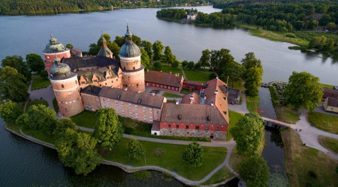 Schweden – Sehenswert: Gripsholm