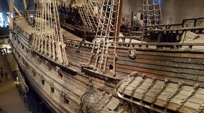 Schweden – Sehenswert: Wasa Museum Stockholm