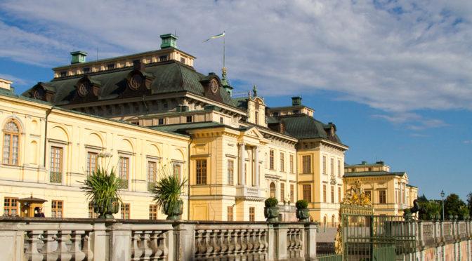 Schweden – Sehenswert: Schloß Drottningholm – Auf Besuch bei den Königs