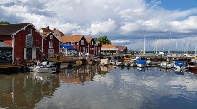Schweden – Sehenswert: Öregrund und Insel Gräso