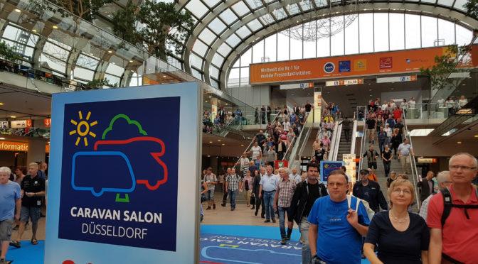 Caravan Salon 2017 – Lohnt es sich zu kommen?