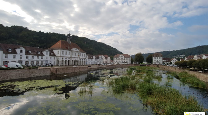 Weserbergland: bei den Hugenotten in Bad Karlshafen