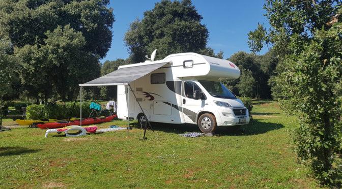 Kroatien: Im Oktober schließen die Campingplätze