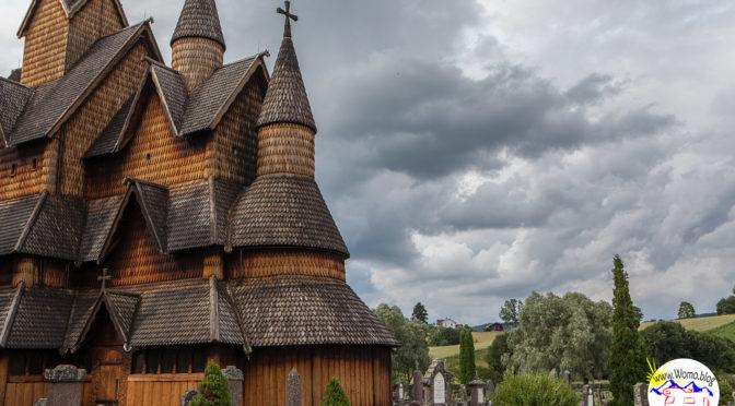 Norwegen 2013: Tag 21 – Stabkirche Heddal, Oslo und der Holmenkollen