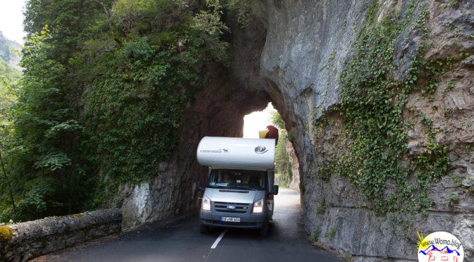 Frankreich – Gorges du Tarn – Die Tarnschlucht