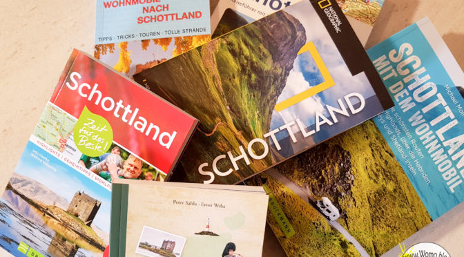 Schottland – Reiseführer nicht nur fürs Wohnmobil             –   Werbung