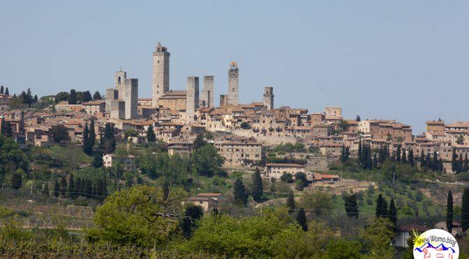 San Gimignano – Italien : Wohnmobil – Highlight