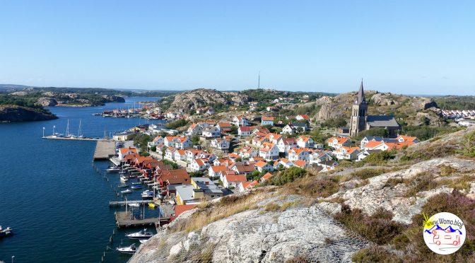 Fjällbacka – Schweden : Wohnmobil – Highlight