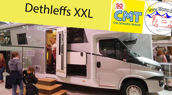CMT – Dethleffs Globetrotter XXL – der neue Dicke vom Erfinder des Wohnwagens