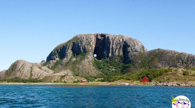 Torghatten – Norwegen: Wohnmobil – Highlight