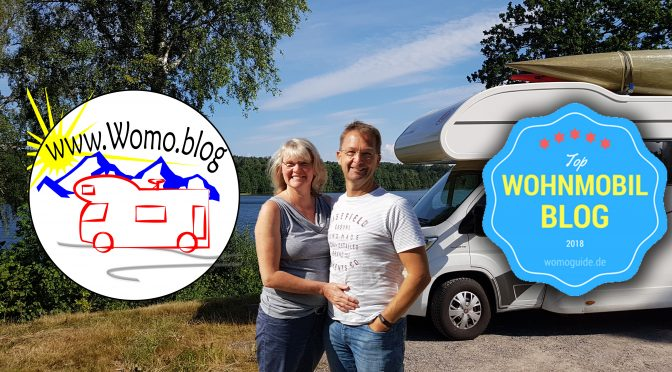 Womo.blog ist Top-Blog 2018