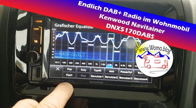 Mit dem Kenwood Radio zum Wohnmobil Himmel – Produkttest – Werbung