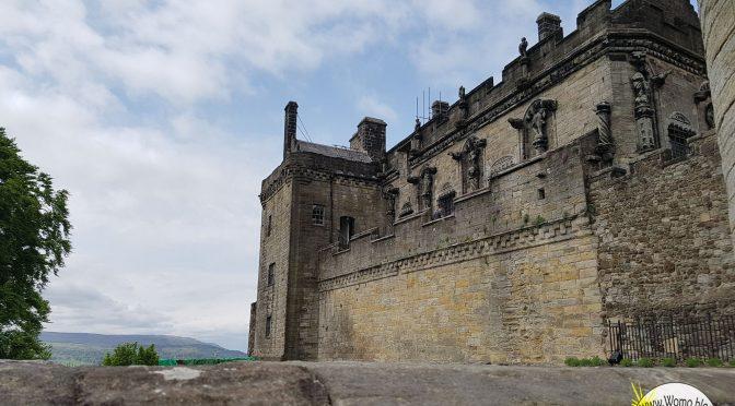 Schottland Stirling Castle
