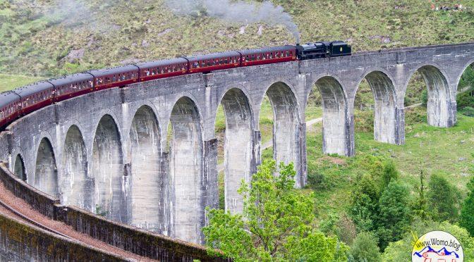 Schottland: Von Harry Potters Viadukt und singenden Stränden