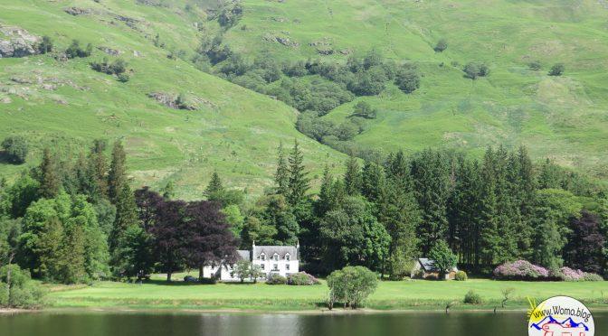 Schottland: Bei Sir Walter Scott