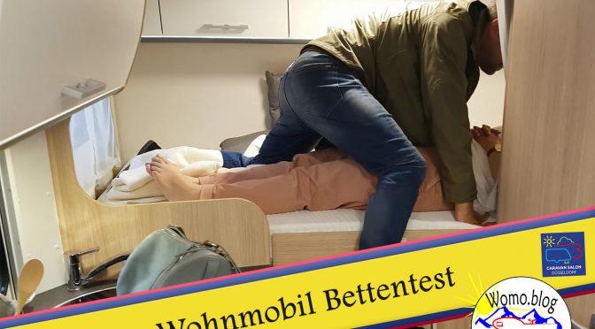 Wohnmobil Betten Check – Caravan Salon