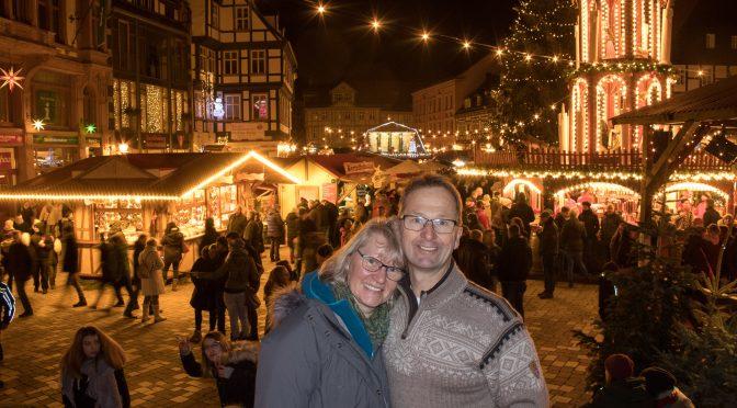 Der Weihnachtsmarkt in Quedlinburg – ein Traum in den Höfen