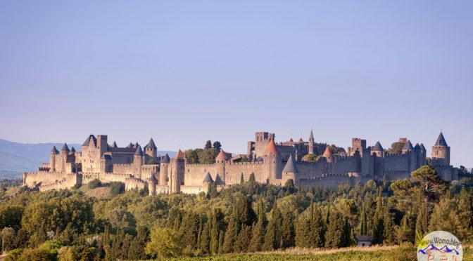 Carcassonne – FRANKREICH : WOHNMOBIL – HIGHLIGHT