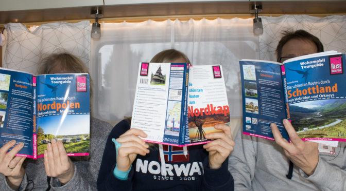 Lesefutter für Wohnmobilfreunde