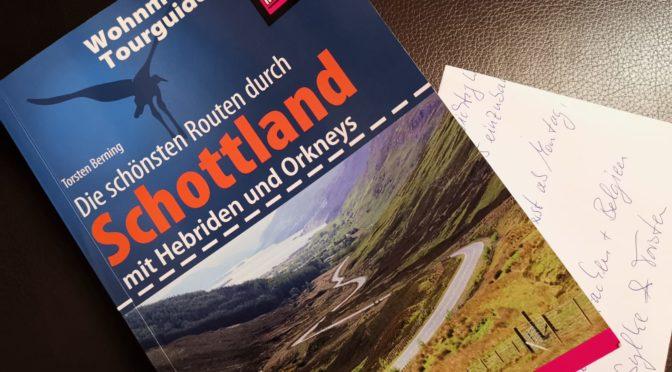 Die schönsten Routen durch Schottland mit Hebriden und Orkneys – Rezension – Werbung